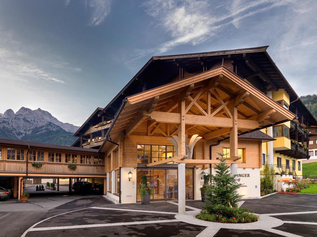 1. Tiroler Glückshotel-Waidringer Hof