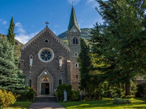 2 Kirchen in Gargazon