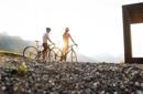 Fahrradtour vom Reschenpass bis Verona