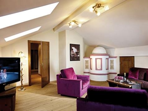 Family Giebel Suite 100 m² Alpenschlössl-1