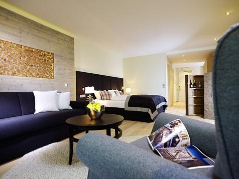 Nature de Luxe Suite 45 m² Linderhof-1