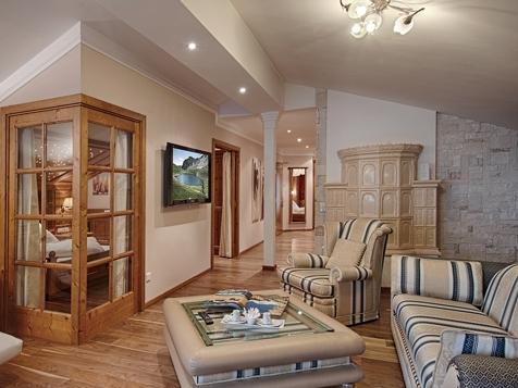Penthouse-Suite 130 m² Linderhof-1