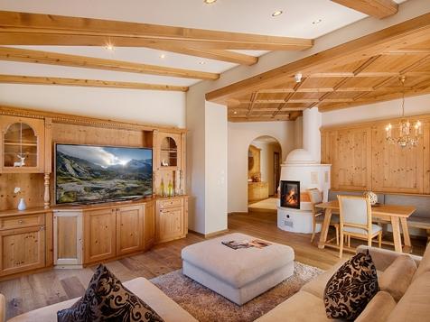 Family Panorama Suite 120 m² Alpenschlössl-1