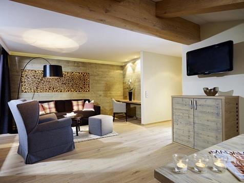 Family Nature Suite 90 m² Linderhof-1