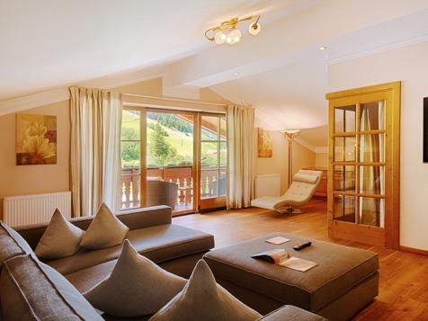Penthouse-Suite 130 m² Linderhof-2