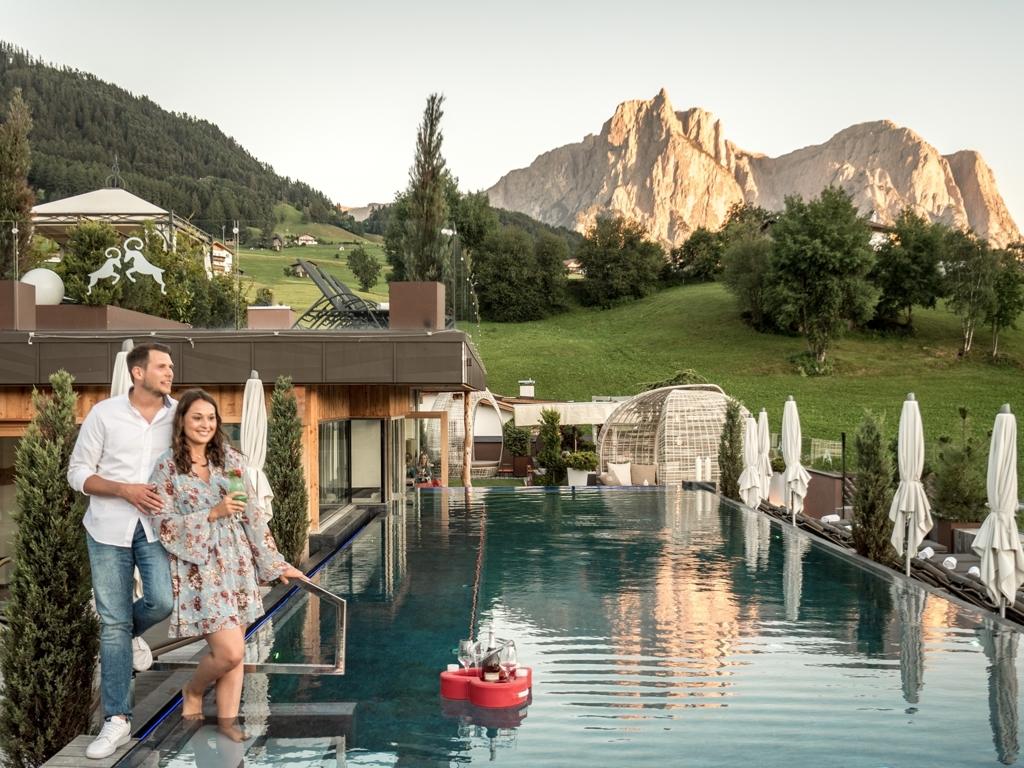 ABINEA Dolomiti Romantic SPA Hotel in Castelrotto - Siusi ...