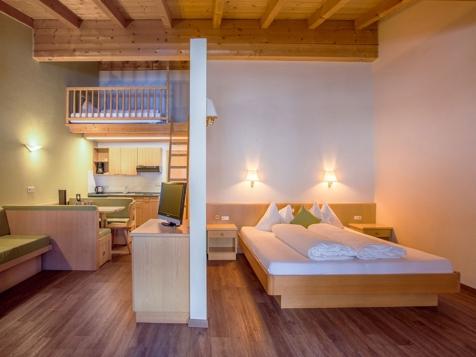 Appartment 40 m² für 4 bis 5 Personen-2