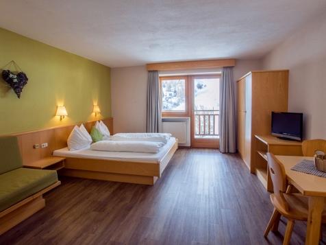 Appartment 31 m² für 2 bis 3 Personen-1