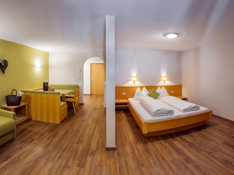 Appartment 40 m² für 2 bis 3 Personen-2