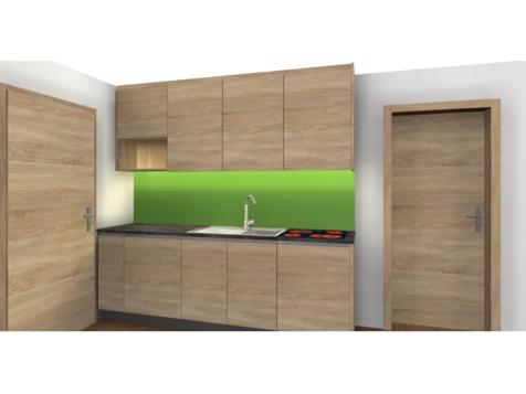 Appartment 40 m² für 4 bis 5 Personen-6