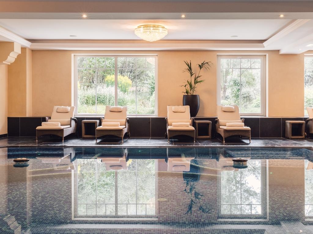 Alpenpalace Luxury Hideaway Spa Retreat ValleAurina Italy