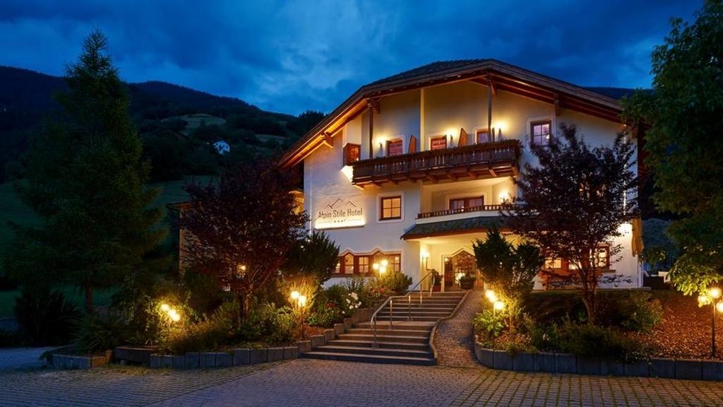 Alpin Stile Hotel in Lajen Eisacktal