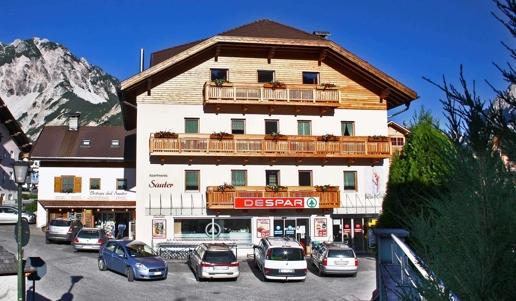 Alpine Chalet Sauter