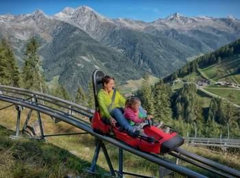 Alpine Coaster Klausberg-Flitzer