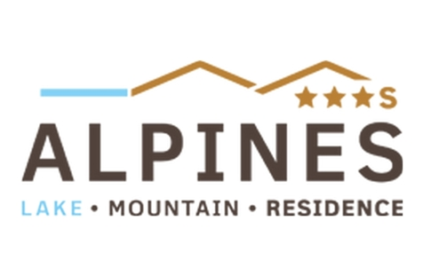 ALPINES . lake & mountain Residence Logo