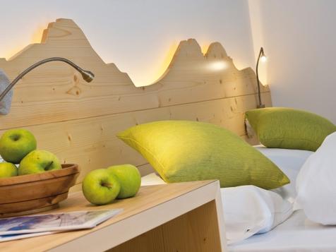 """Doppelzimmer comfort mit Loggia """"just alpine S"""" -1"""