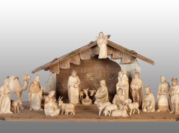 ALRA - sculture in legno