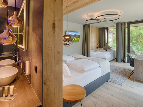 NEU! CHALET JUNIOR SUITE, 48 m² - LINDERHOF-1