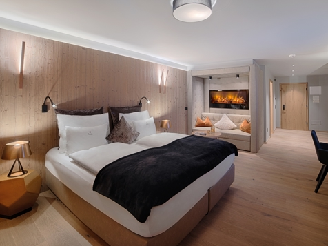NEW!  BERGFEUER DE LUXE, , 36 m² - LUNARIS-1
