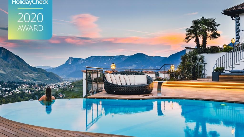 Ansitz hotel golserhof in dorf tirol meran und umgebung for Design hotel meran und umgebung