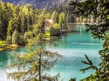 Antholzer See – Seehotel