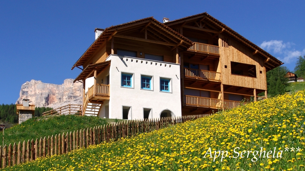 Apartments Serghela