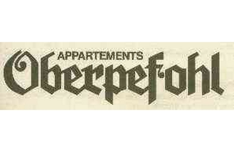 Appartement Oberpefohl Logo