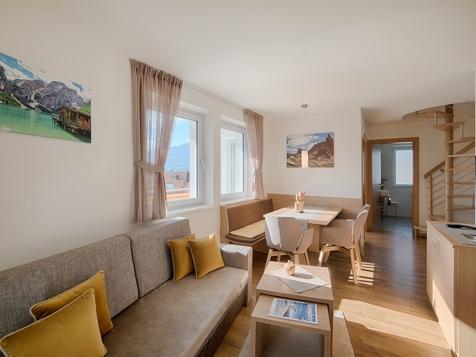 Panorama-Ferienwohnung mit Dachterrasse 65.m²-2