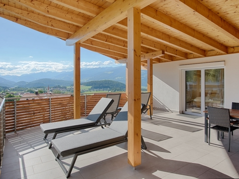 Panorama-Ferienwohnung mit Dachterrasse 65.m²-17