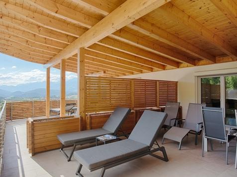 Panorama-Ferienwohnung mit Dachterrasse 65 m²-14