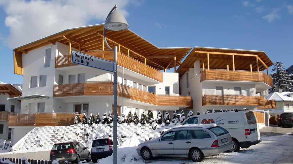 Appartements Andreas di Brunico / Dolomiti - www.alto-adige.com