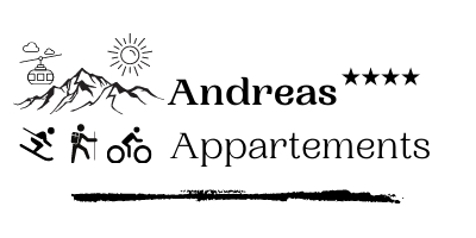 Appartements Andreas Logo