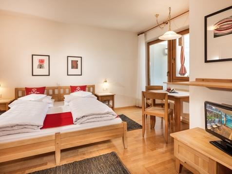 Doppelzimmer Standard Landhaus-2
