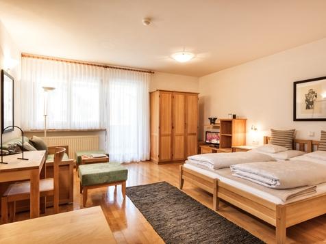 Doppelzimmer Komfort Landhaus-1