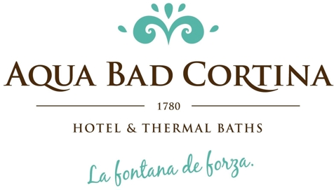 Aqua Bad Cortina - hotel & mineral baths Logo