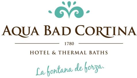 Aqua Bad Cortina - hotel & thermal baths Logo
