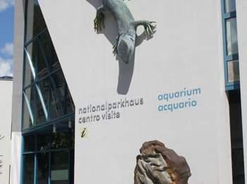 Aquaprad visitor centre