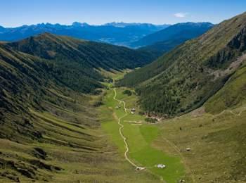 Area escursionistica Gitschberg Jochtal