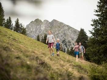 Area escursionistica Merano 2000