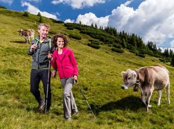 Area escursionistica Monte Cavallo