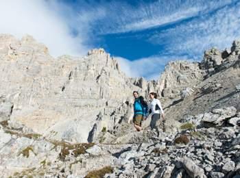 Area escursionistica Obereggen