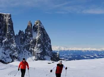 Area sciistica Alpe di Siusi