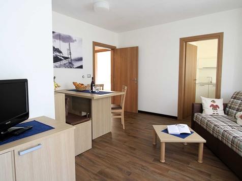 Apartment C2 - 2-3 Personen - 45m²-2
