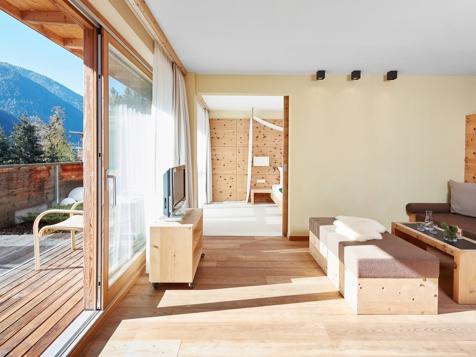 """Life Balance Suite"" (65m²+25m²) mit Südterrasse-1"