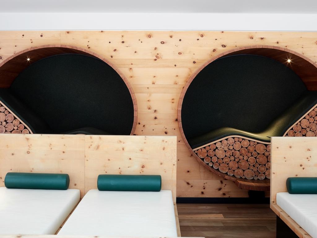 Arosea life balance hotel in ultental die besten hotels for Designhotel ultental