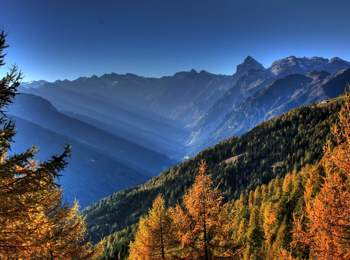 Autumn in Pflersch