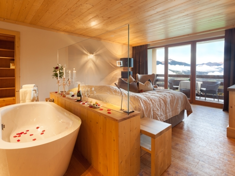 Family Chalet Suite-1