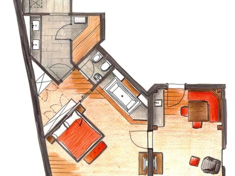 Spa Chalet Suite -9