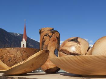 Bäuerliches Handwerk in Südtirol