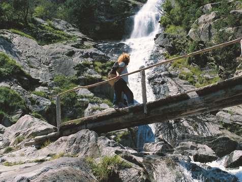 Barbianer Wasserfälle